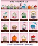 Cuties of the Month Cupcake Cuties™ Decorating Kit - Special Occasion Cupcake Kits